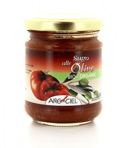 Sugo alle Olive Bio
