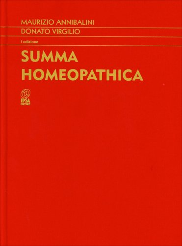 Summa Homeopathica