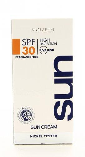 Bioearth Sun - Crema Corpo Solare 30 Spf