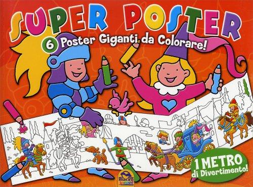 Super Poster - Arancione