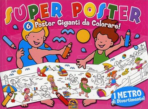 Super Poster - Rosa