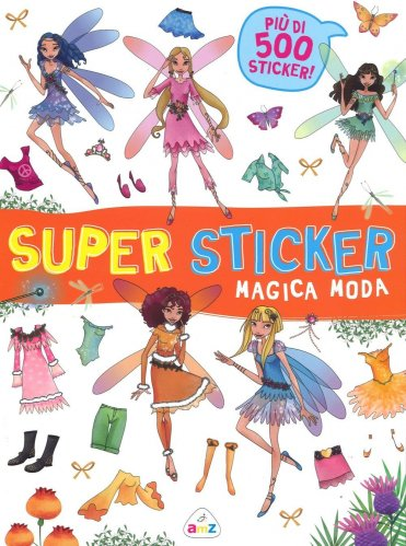 Super Sticker - Magica Moda