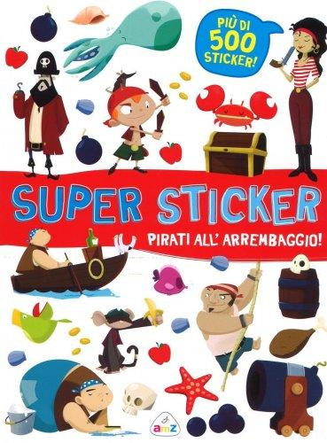 Super Sticker - Pirati all'Arembaggio!