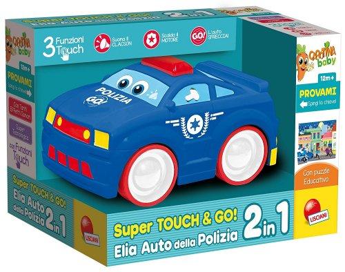 Super Touch and Go - Elia Auto della Polizia