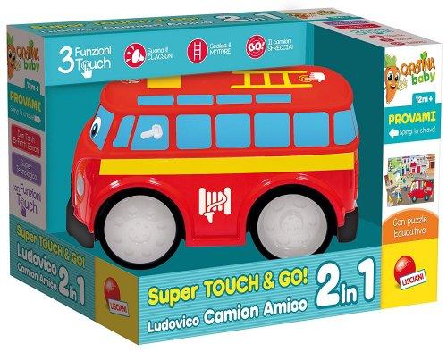 Super Touch and Go - Ludovico Camion Amico 2 in 1