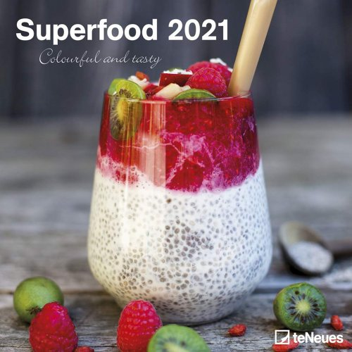 Calendario Superfood Colourful and Tasty 2020