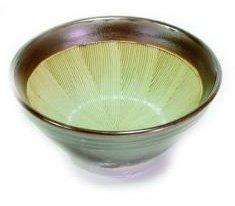 Suribachi - Mortaio in Ceramica Medio