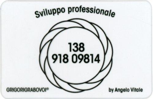 Tessera Radionica - Sviluppo Professionale