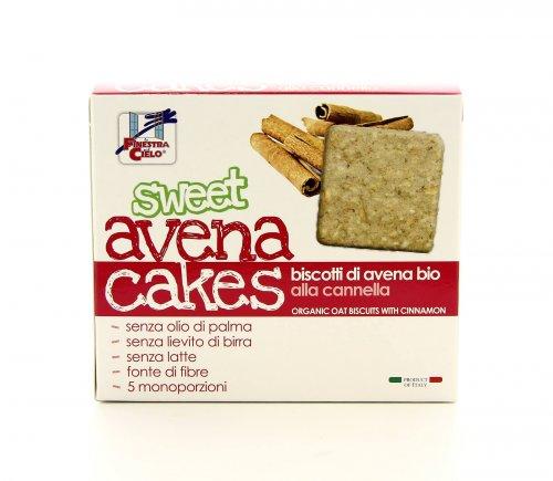 Sweet Avena Cakes - Biscotti alla Cannella