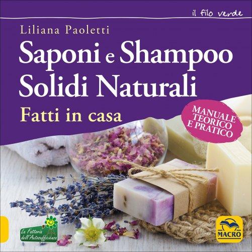 Saponi e shampoo solidi libro di liliana paoletti - Detersivi naturali fatti in casa ...