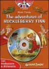 The Adventures of Huckleberry Finn - Con CD Audio