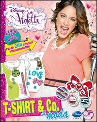 T-Shirt & Co. di Moda. Violetta