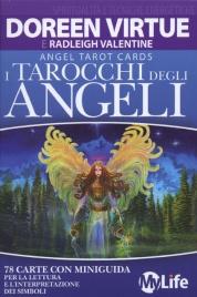 I TAROCCHI DEGLI ANGELI 78 carte con miniguida per la lettura e l'interpretazione dei simboli