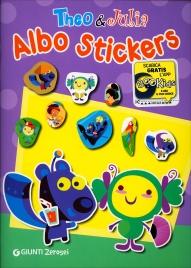 Theo & Julia - Albo Stickers