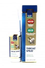 Spray per la Gola con Miele di Manuka MGO 400+ e Propoli 30+
