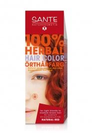 Tinta Vegetale per Capelli - Rosso Naturale (Naturrot)
