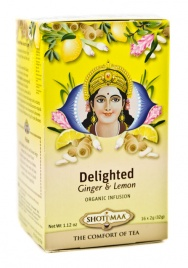 Tisana Delighted - Zenzero e Limone