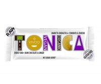 Barretta Energetica Tonica - Fondente e Zenzero