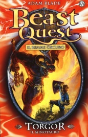 Torgor. Il Minotauro. Beast Quest