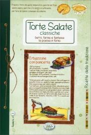Torte Salate Classiche - Quaderni n.3