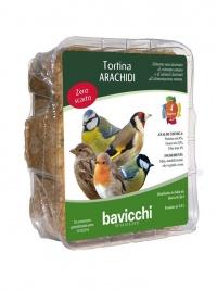 Tortina Arachidi per Uccelli