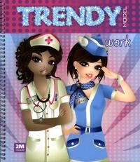 Trendy Model Work - Con Adesivi