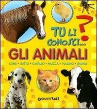 Tu li Conosci... gli Animali?
