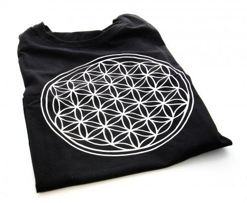 T-Shirt - Il Fiore della Vita - Uomo - Maglietta alchemica