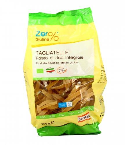 Zero Glutine - Tagliatelle di Riso Semigreggio