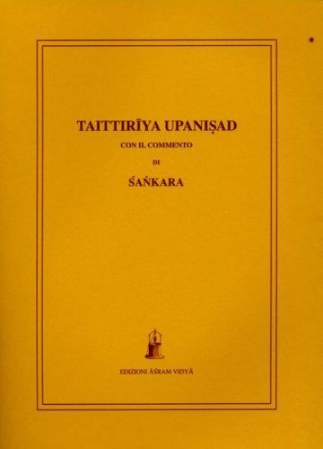 Taittiriya Upanisad