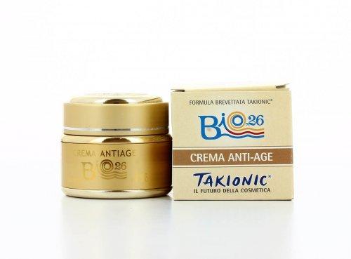 Crema Anti-Age Bi0,26 Takionic