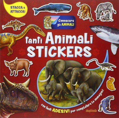 Tanti Animali Stickers