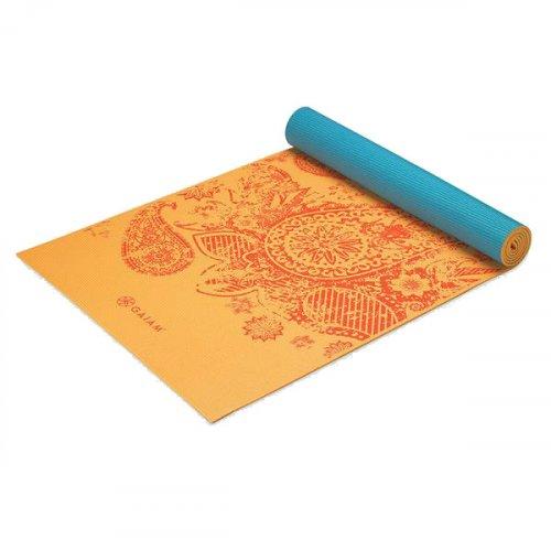 Tappetino Yoga Mat Reversibile Elephant