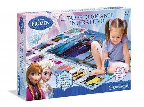 Frozen - Tappeto Gigante Interattivo