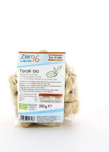 Taralli Bio - 250 gr.