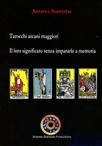 Tarocchi Arcani Maggiori