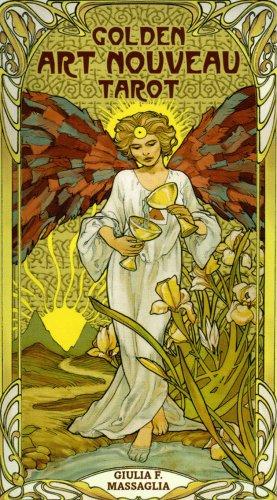 Tarocchi Art Nouveau Golden