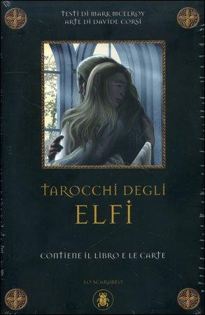Tarocchi degli Elfi con Libro e Carte