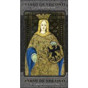 Tarocchi Dorati dei Visconti - 22 Grandi Trionfi