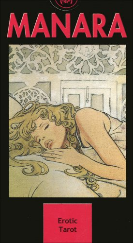 I Tarocchi Erotici - Manara