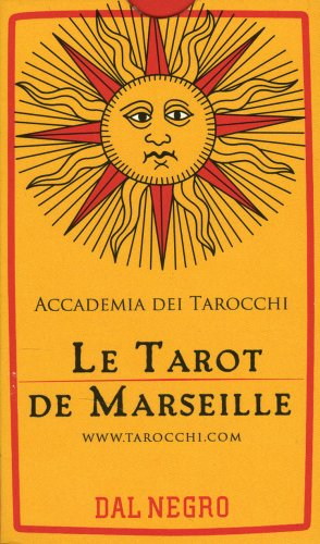 Le Tarot de Marseille - I Tarocchi di Marsiglia