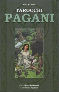 Tarocchi Pagani con Libro e Carte