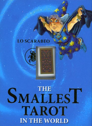 I Tarocchi Più Piccoli del Mondo - The Smallest Tarot in the World
