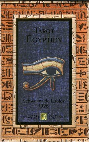 Tarot Égyptien - Tarocchi Egizi