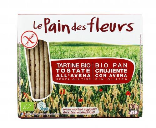 Tartine Bio Tostate all'Avena
