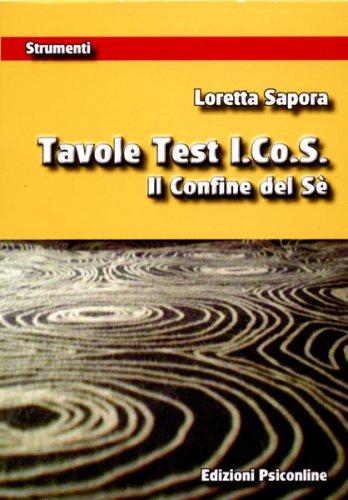 Tavole Test I.Co.S.