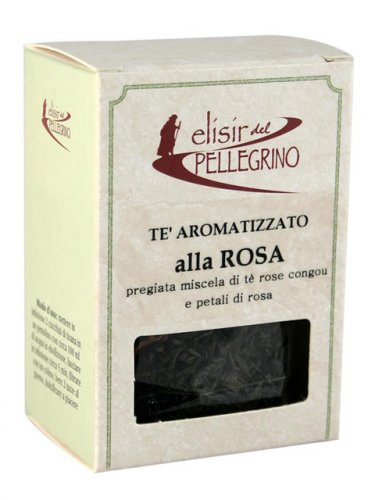 Tè Aromatizzato alla Rosa