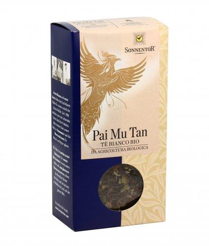 Tè Bianco Bio Pai Mu Tan - Miscela