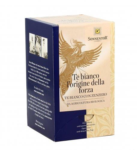 Tè Bianco l'Origine della Forza