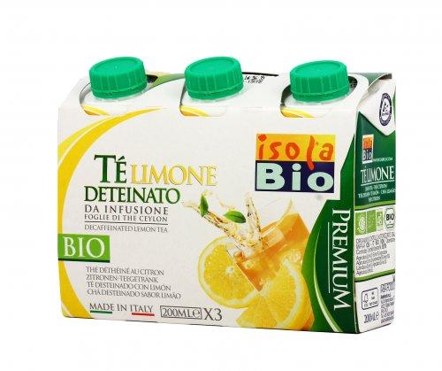 Tè al Limone Deteinato Bio